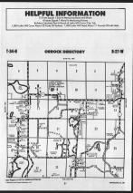 Map Image 005, Sherburne County 1989